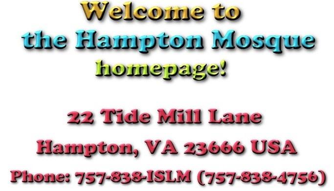 Mosque and Islamic Center of Hampton Roads